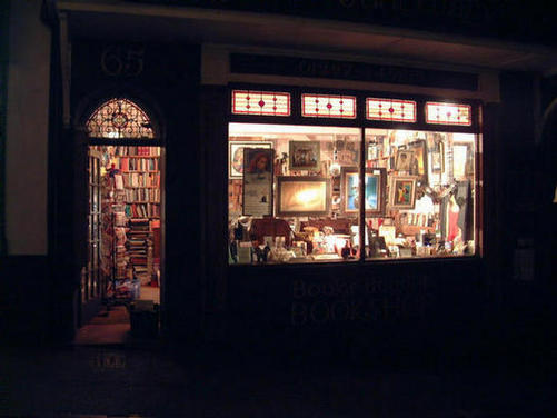 Shop at Night