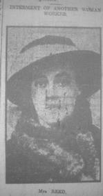 Gertrude Reed