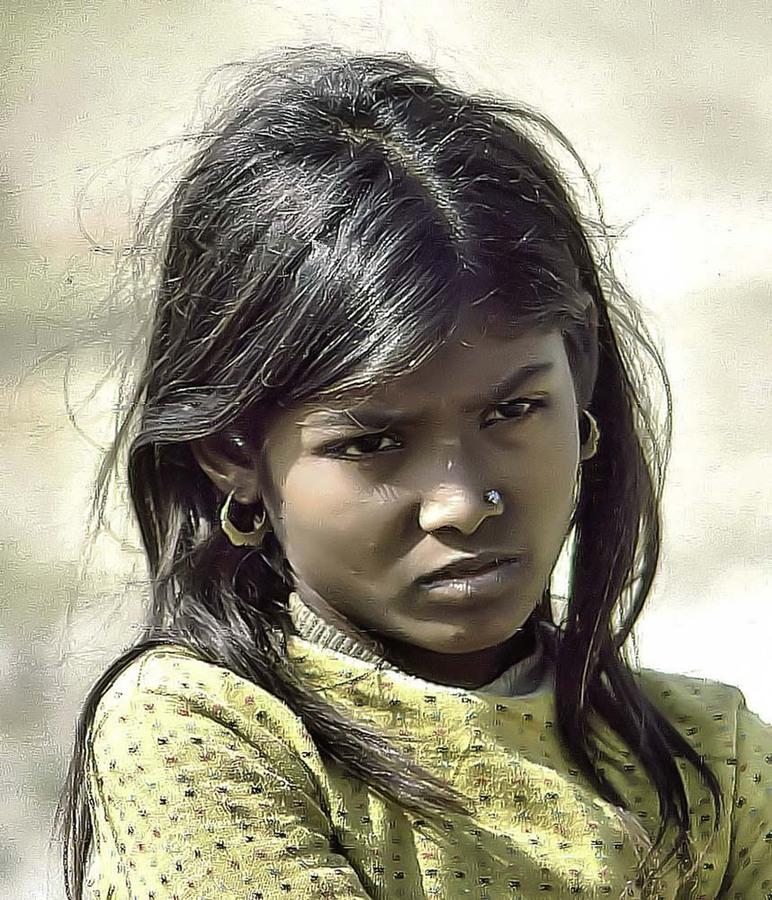 Girl in Tongi, Bangladesh