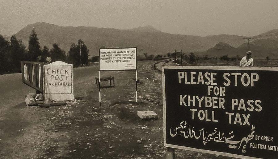 Pakistan, Khyber Pass