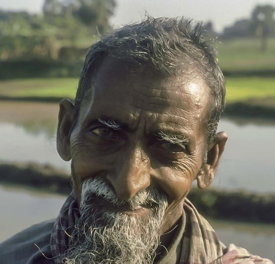 Old Man in Damrai
