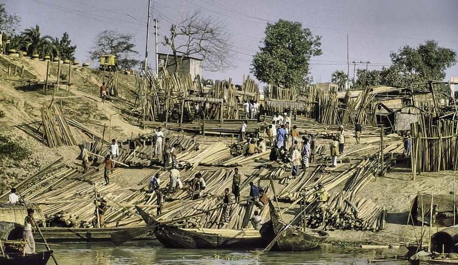 River commerce
