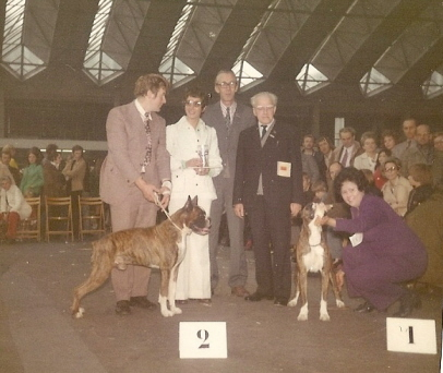 Mary Judging in Holland