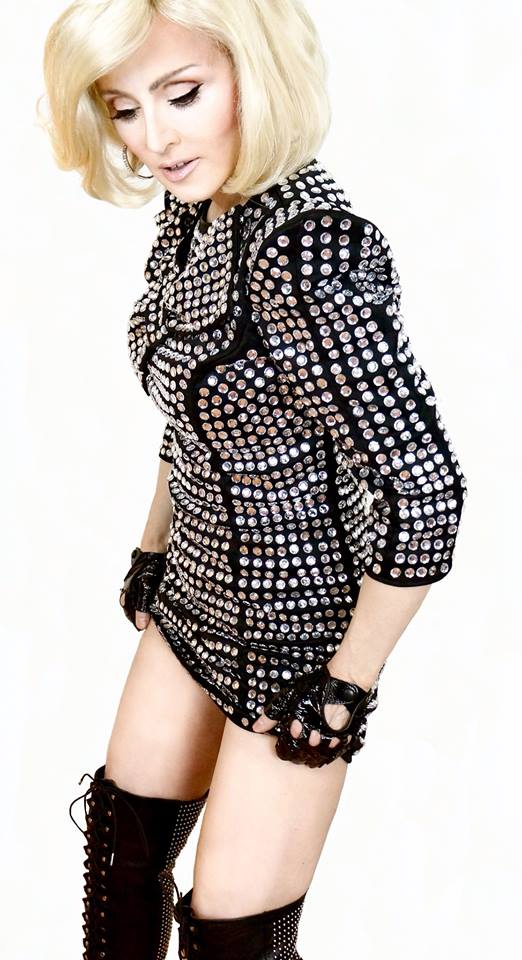Celebration Chris America Madonna Impersonator
