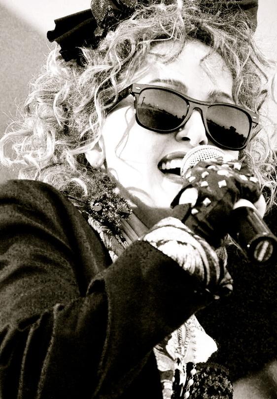Madonna Impersonator Chris America MDNA 80s tour Madonna Tribute