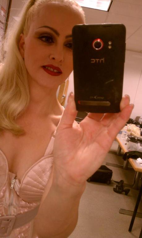 Madonna Impersonator Chris America Blonde Ambition