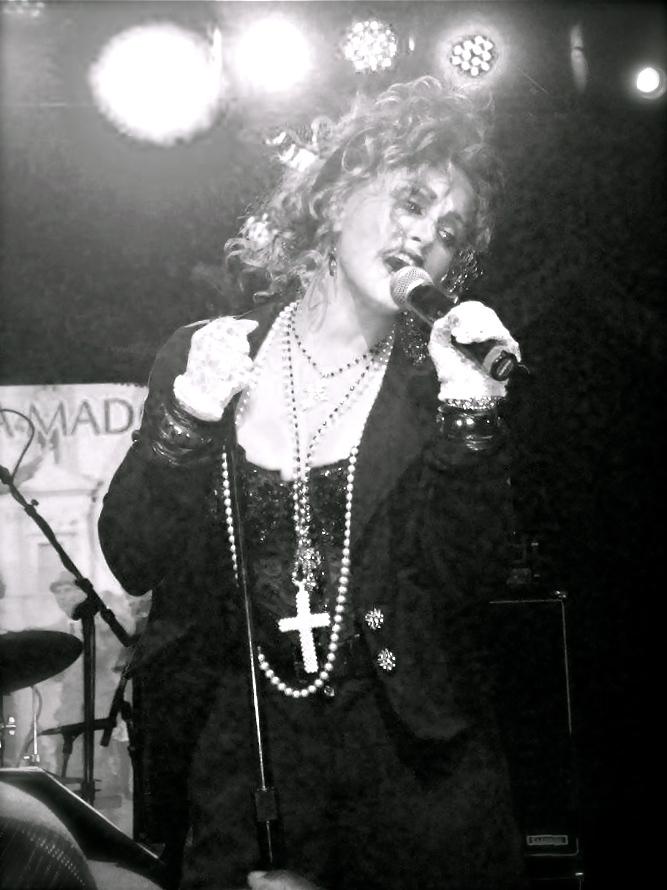 seeking Susan Madonna Impersonator Chris America worlds best