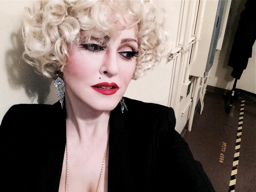 Chris America Madonna Tribute Impeersonator
