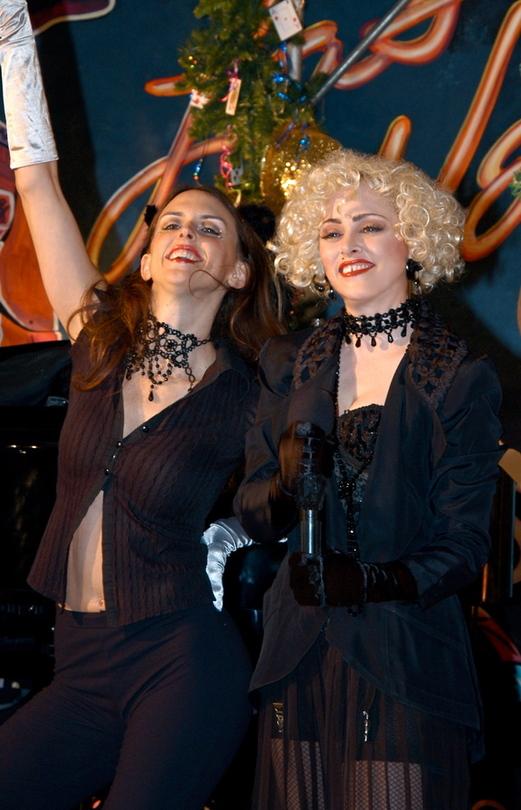 Chris America Madonna Impersonator Tribute World's Best