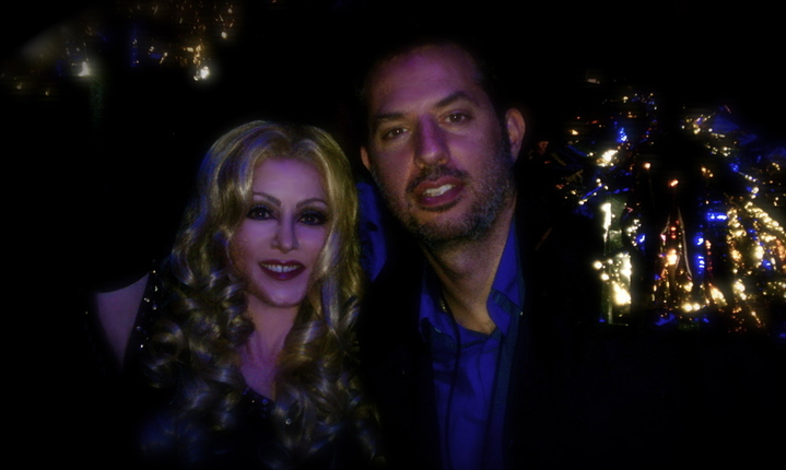 Chris America Madonna Impersonator MDNA Concert Guy Oseary Madonna's Manager