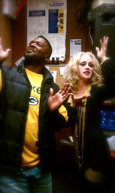 LeRoy Butler Super Fowl Chris America Madonna