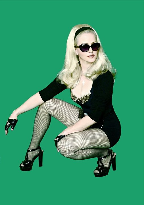 Madonna Impersonator Chris America MDNA Atlantic City Trump