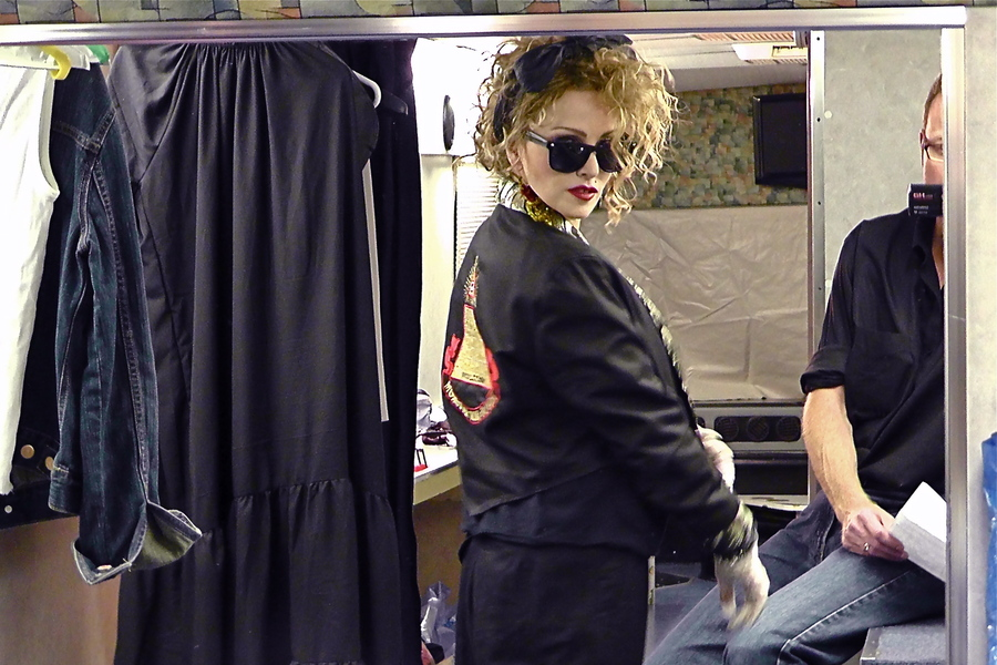 Desperately Seeking Susan Madonna Impersonator Chris America