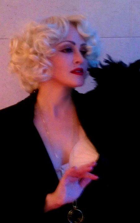 BEST Madonna Impersonator Chris America MDNA BLONDE AMBITION