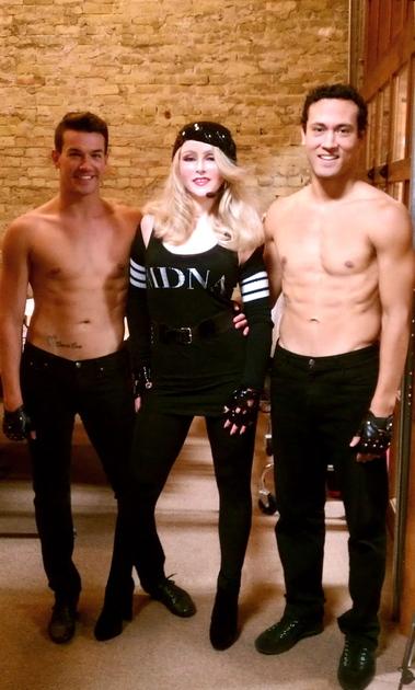 MDNA Madonna Chris America Impersonator Girl Gone Wild