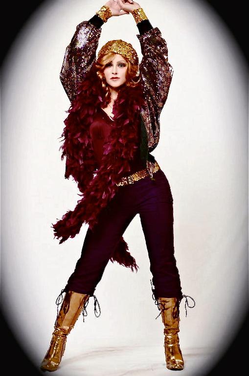 Madonna Impersonator Chris America MDNA Confessions Look Alike n