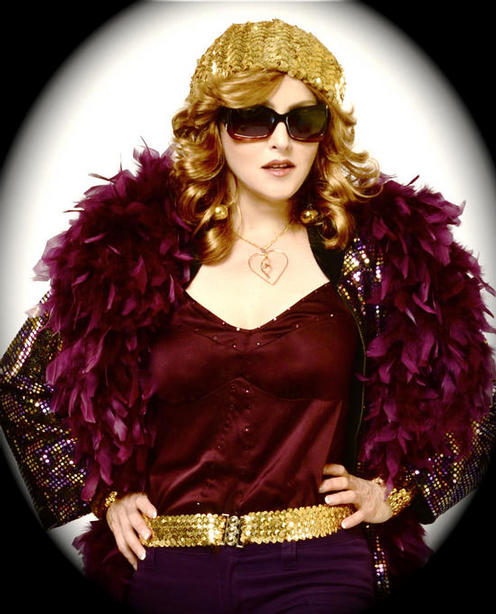 Chris America Madonna Impersonator