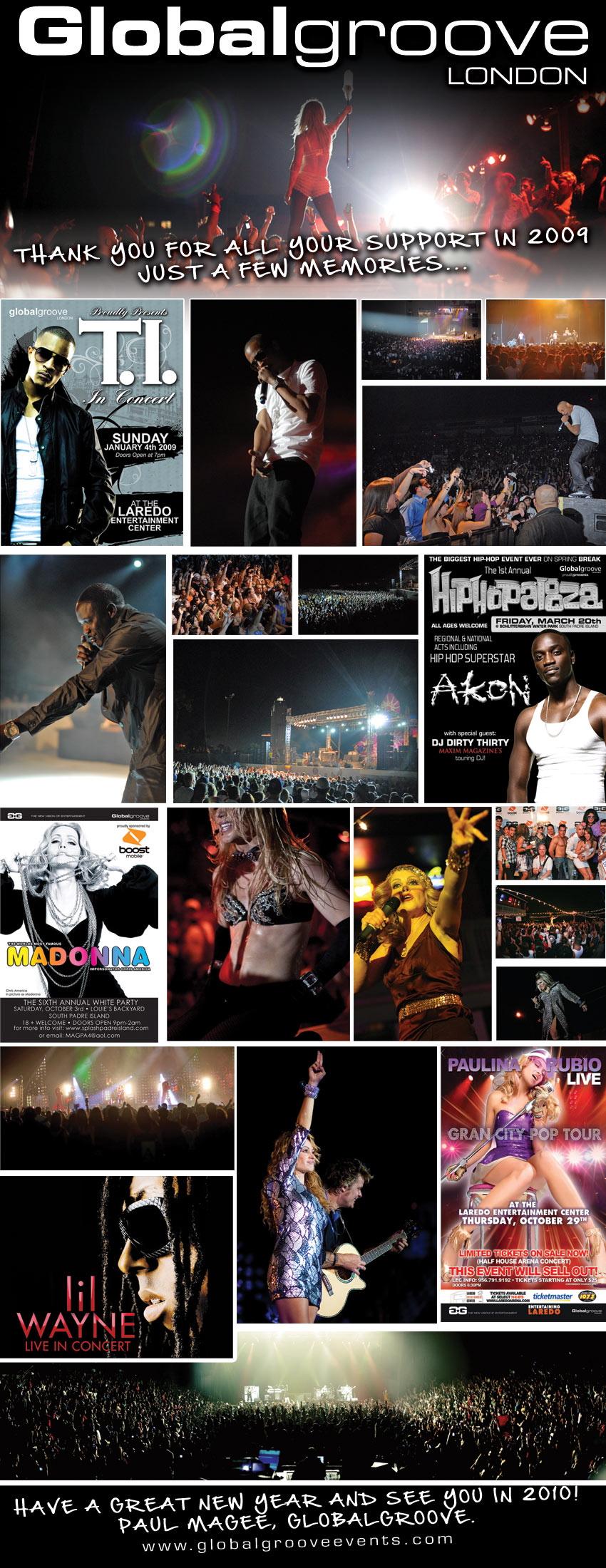Madonna Impersonator