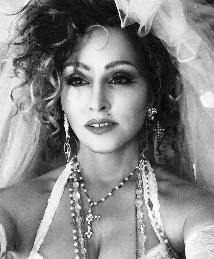 Madonna Look Alike Chris America