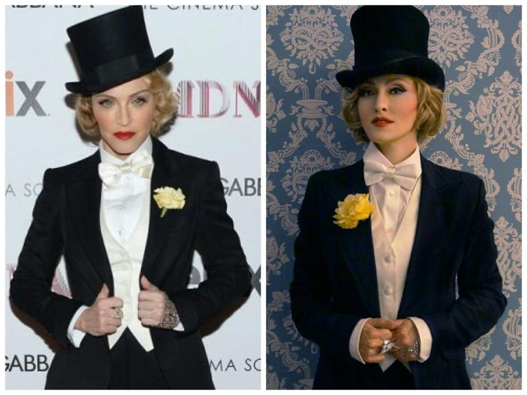 Madonna Impersonator Chris America MDNA Look Alike n