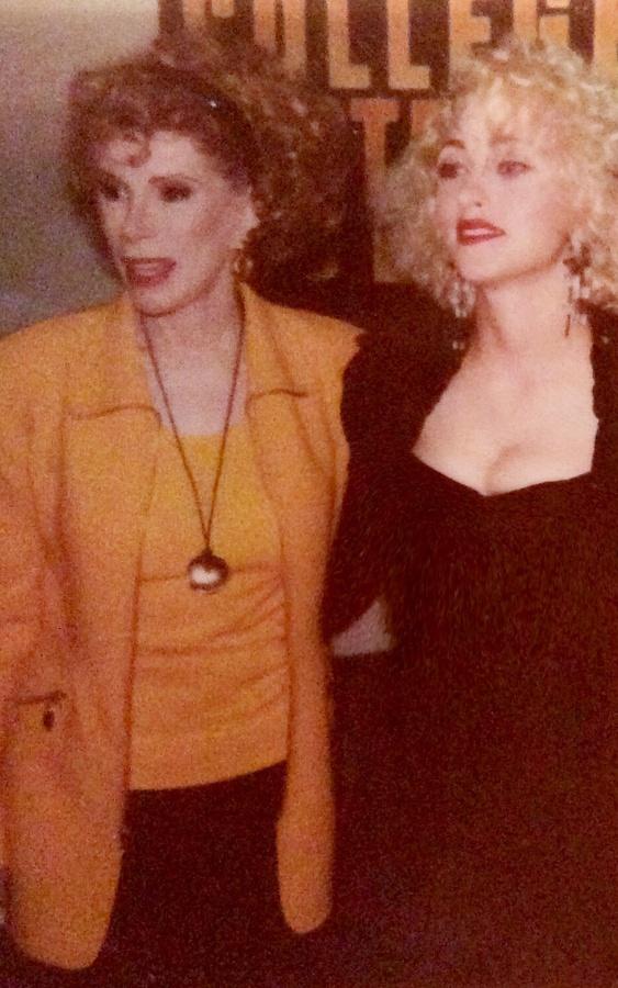 Madonna Impersonator Chris America Joan Rivers