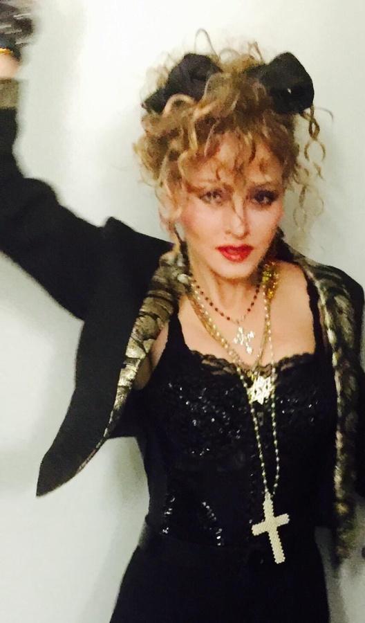 Madonna Impersonator Chris America famous