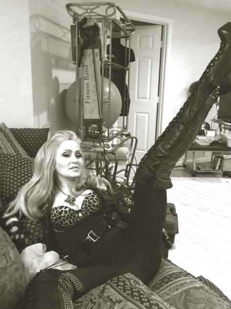 Madonna Impersonator Chris America