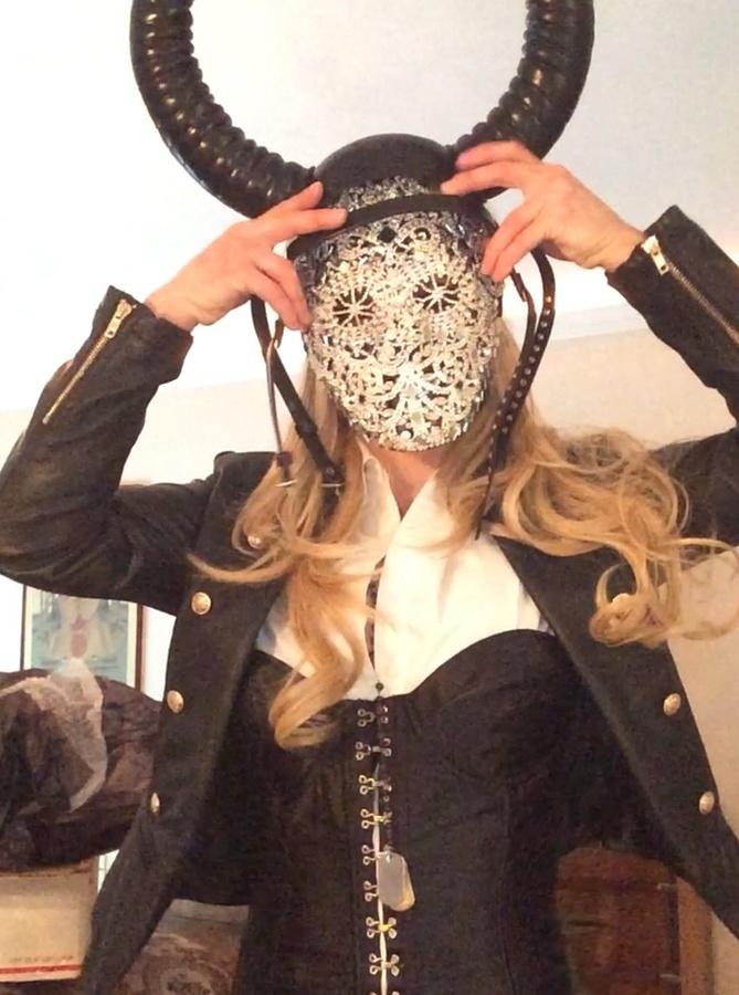 Chris America Madonna Impersonator Rebel Heart Living for Love