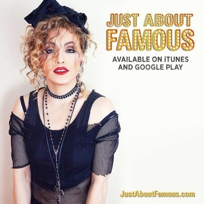 Madonna Impersonator Chris America Huffington Post Documentary John Morgan Matt Mamula sunburst convention Movie Interview Just About Famous 80s