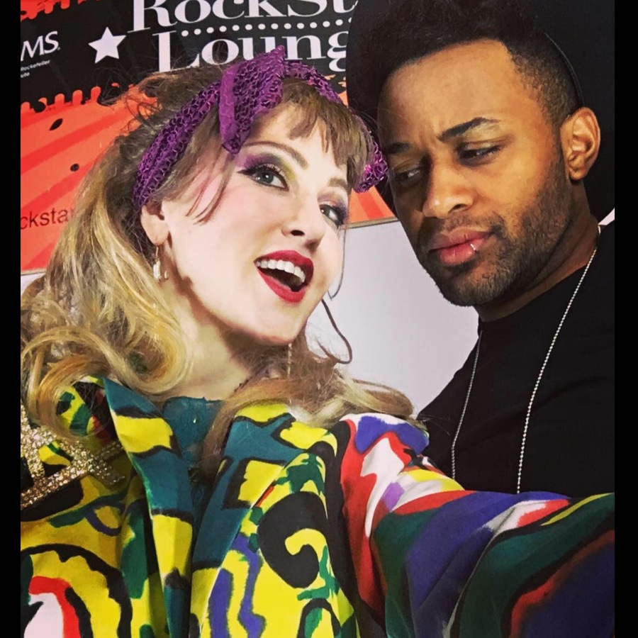 Madonna Impersonator Chris America 80s Impersonators