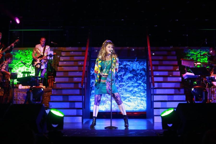 Madonna Impersonator Chris America best Dress you up