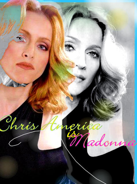 MADONNA Impersonator Chris America Tribute MDNA Super Bowl Live Nation 80S BEST MADONNA IMPERSONATOR TRIBUTE LOOKS LIKE
