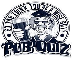 Pub quiz master
