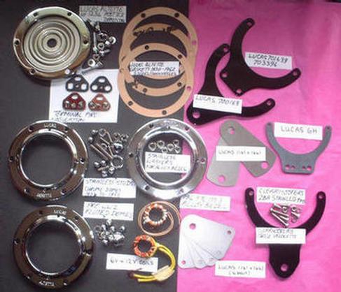 horns parts