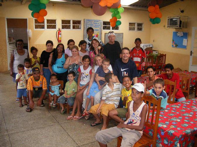 Orphanage Brazil