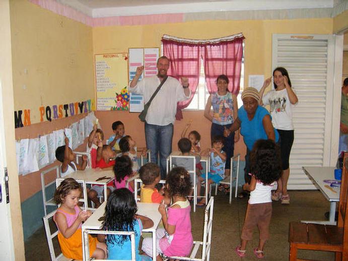 Brazil Orphanage