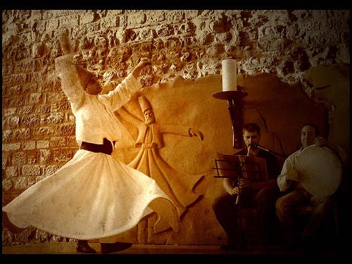 Mevlevi Dervish & Musicians