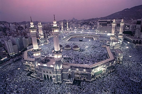 Most Holy Mosque Mecca