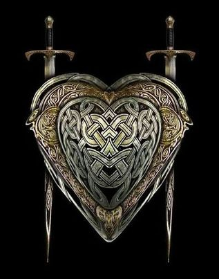 Sword of truth & shield of honour