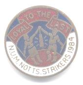 Strike Badge
