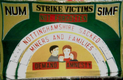 Notts Sacked Banner