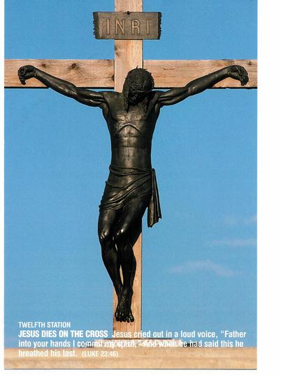 Crusifed Jesus