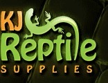 KJ Reptile Supplies Logo