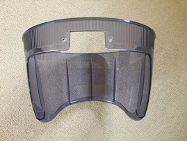 REM Miranda Back Visor Only