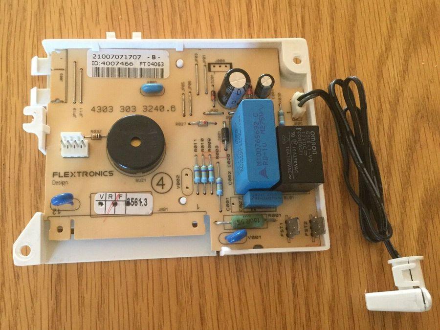 Indesit D41 Slimline Dishwasher PCB Timer board