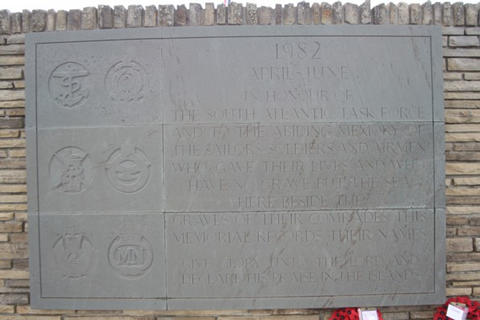 The Central Plaque