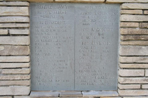 The Roll of Honour Plaque 1