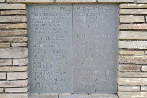 The Roll of Honour Plaque 2