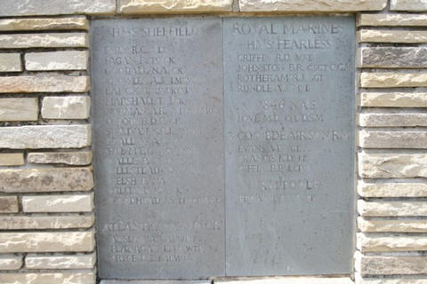 The Roll of Honour Plaque 3