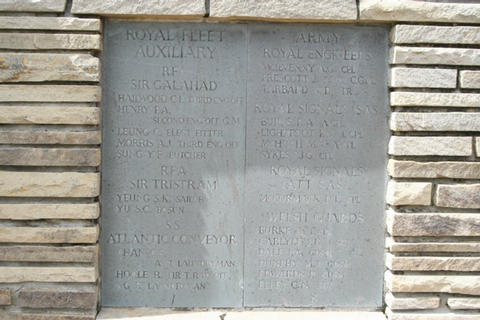 The Roll of Honour Plaque 4